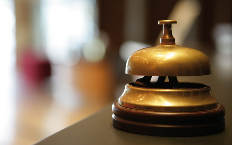 Hospitality Bell