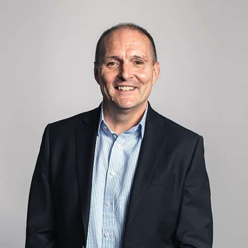 Dave Armstrong - Corporate Finance Director