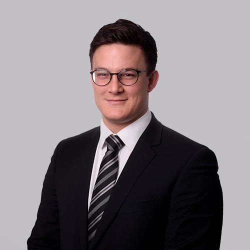 Ed Marffy - Corporate Finance Associate
