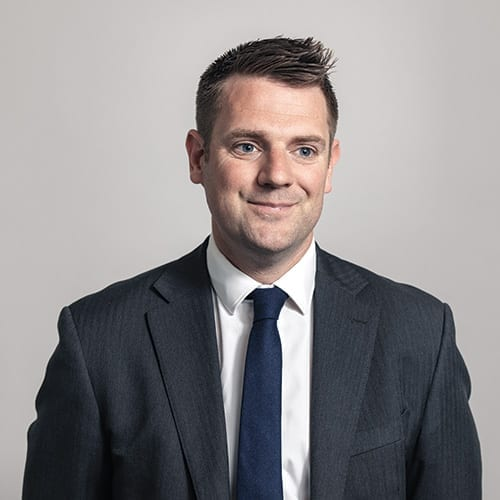 Richard Harris - Corporate Finance Director