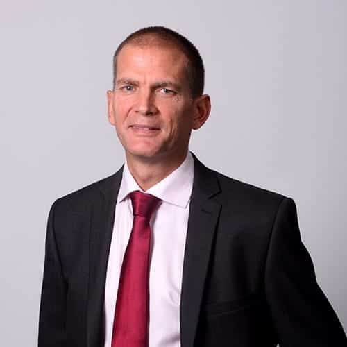Richard Wadman - Corporate Finance Director