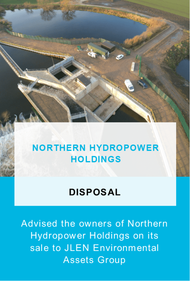 NORTHERN HYDROPOWER HOLDINGS