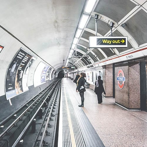 London Underground Doing business in the UK image