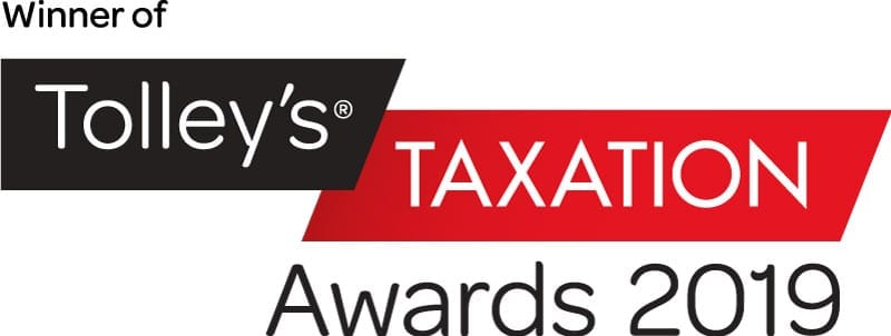 Tolley Taxation Award logo