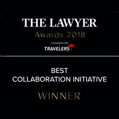 Winner Best Collaboration Initiative