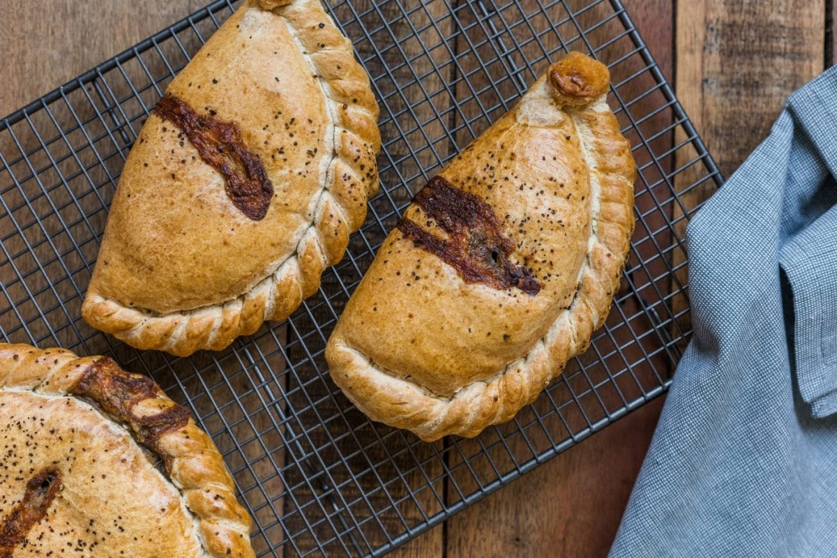 Cornish Pasties Made By Prima Bakeries